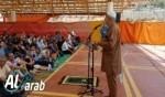 خطبة جمعة حاشدة في مدينة أم الفحم نصرة المسجد
