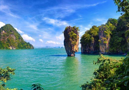 تعرفوا جزيرة جيمس بوند تايلاند