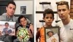 رونالدو يدعو لمساعدة أطفال اللاجئين السوريين
