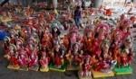 أيقونات داشاما الهندية في أحمد آباد