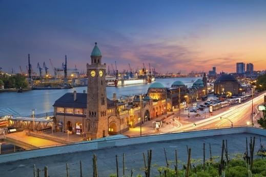 هامبورغ أكبر مدن ألمانيا وأوروبا
