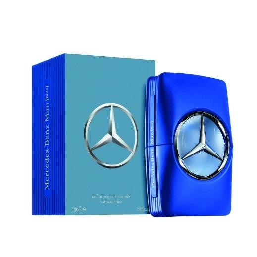 نسخة جديدة من عطر Mercedes-Benz Man Blue