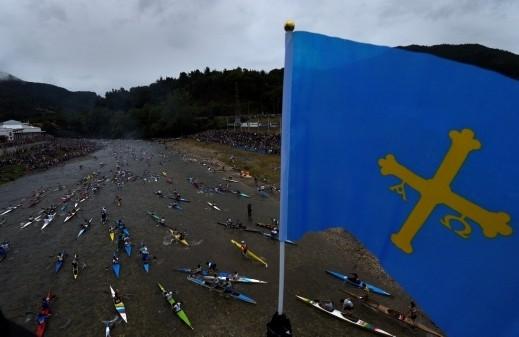 سباق نهر سيلا السنوي في اسبانيا