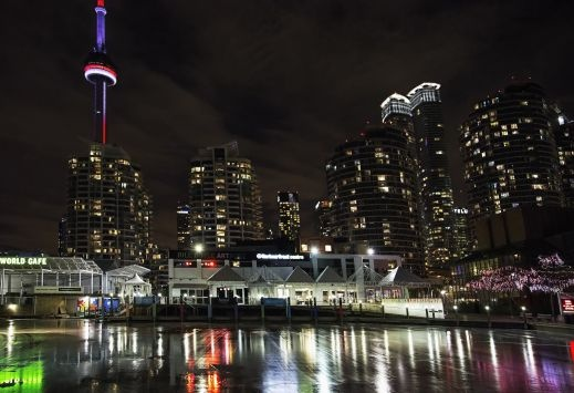 تعرفوا على اجمل الأماكن في تورنتو