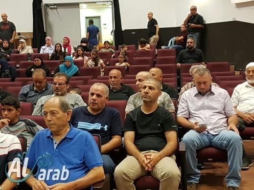 بلدية الطيبة تقيم حفل وداع لحجاج بيت الله الحرام