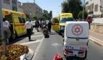 حيفا: إصابة شابة من جسر الزرقاء جرّاء تعرّضها للدهس