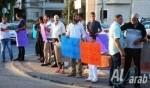 مجد الكروم: وقفة استنكار وتنديد باعتقال الشيخ صلاح
