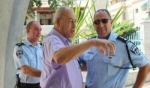 قائد شرطة الشمال الجديد يزور مجلس ديرحنا
