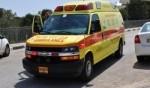 إصابة عامل جراء تعرضه لصعقة كهربائية في الرملة