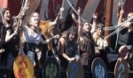 مقاتلون من القرون القديمة في اسبانيا