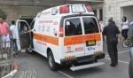 إصابة متوسطة لشاب إثر انزلاق دراجة نارية قرب القدس