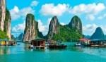 خليج السحر والجمال ها لونج الفيتنامي
