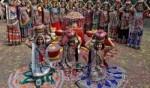 الهندوسيون يحتفلون بمهرجان الانتصار