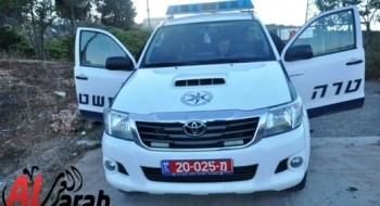 الحاق أضرار مادية في دير بيت جمال