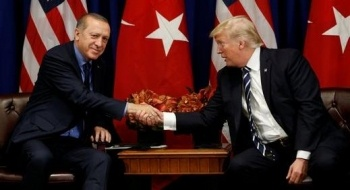 ترامب: أردوغان صديقي يستحق علامات جيدة