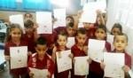 طلاب دير الأسد يشاركون بمشروع اليونيسيف الدولي