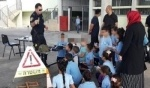 يوم للشرطة الجماهيرية في معاوية الابتدائية