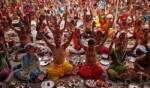 احتفالات وطقوس هندوسية غريبة ..صور