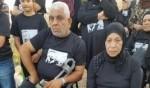 أهالي الطيبة يتظاهرون أمام مركز شرطة كدما