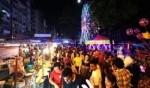بالصور: مهرجان الأضواء في ميانمار