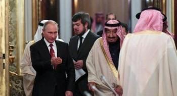 صفقة صواريخ تتوّج قمة بوتين والملك سلمان