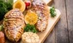 صدر دجاج بالزعتر والليمون..صحيّ ولذيذ