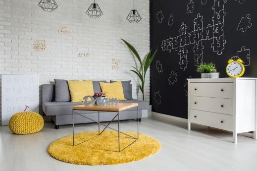 اللون الأصفر..تأثيره خاص ومميز في ديكور منزلك