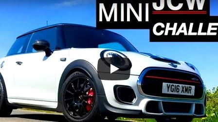 Mini Cooper JCW 2017 المميزة