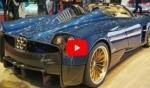 اكتشفوا Pagani Huayra Roadster 2017