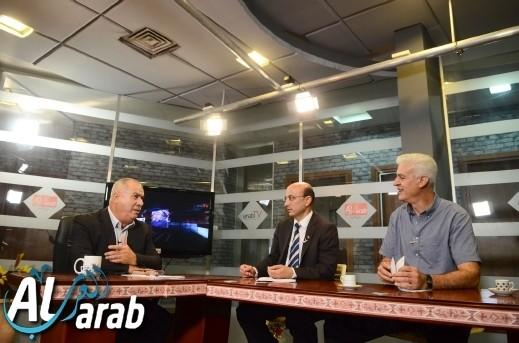 شاهدوا: محمد بركة في مواجهة مع كل العرب