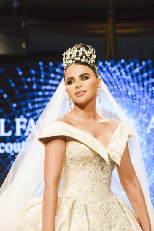 ليال عبود عروس 2018
