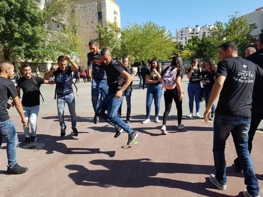 اليوم الرياضي السنوي في مدرسة العلوم الناصرة