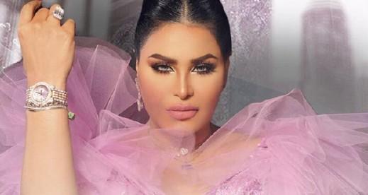 النجمة أحلام تتفوّق وتتصدّر الألبومات الخليجية