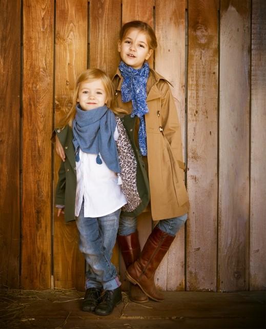 نصائح لاختيار ملابس طفلك الخريفية!