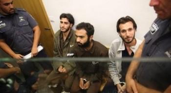 ادانة 3 فلسطينيين بتنفيذ عملية مجمع سارونا