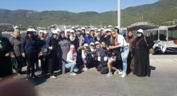 مسنو الناصرة يعودون بسلام من تركيا