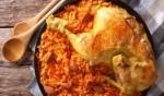 كبسة الدجاج من المطبخ السعودي..صحتين