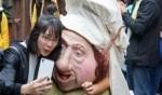 صور من مهرجان المسرح الصيني
