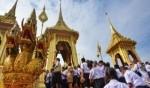 معبد خاص بالملك التايلاندي الراحل