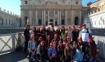 طلاب راهبات الناصرة - حيفا في روما