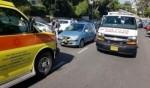 اصابة متوسطة لسيدة تعرضت للدهس في حيفا