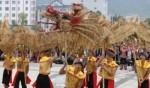 احتفالات رقصة التنين التقليدية في مولاو
