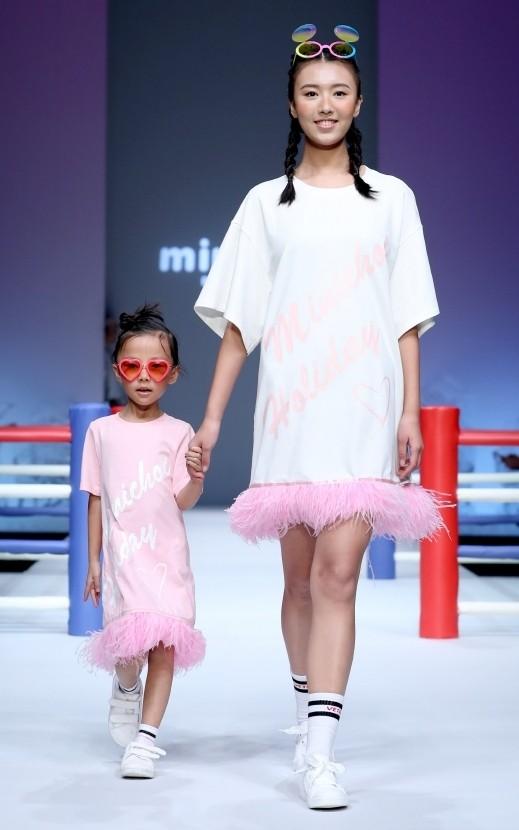 باقة الأزياء 2018 المميزة للاطفال