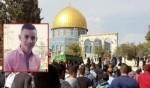 القدس تودع ابنها الشاب المرحوم مجد الطحان