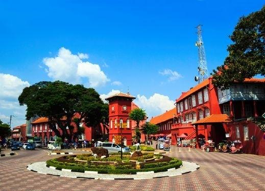 ماليزيا من اجمل دول العالم لشهر العسل