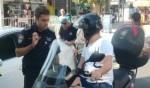 اعتقال مشتبه بتجاوزات مرورية خطيرة في المغار