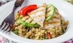 أشهى الأطباق للريجيم: سلطة الدجاج بالكسكس