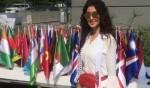 ميساء مغربي تشارك في اليوم العالمي للتسامح