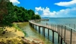 جزيرة بولاو أوبين في سنغافورة