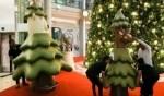 التحضيرات لعيد الميلاد في بانكوك